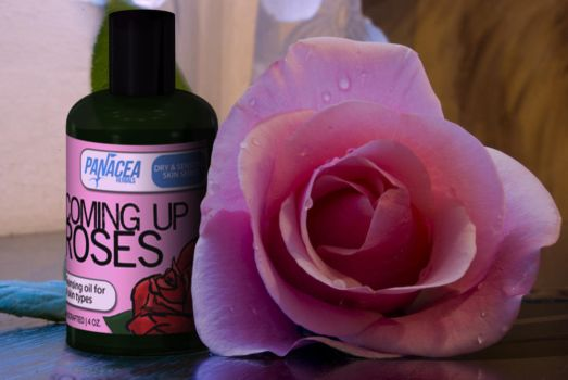 Coming Up Roses - Panacea Herbals Promotional Shot by toddomassey