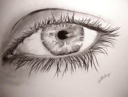 Realism Eye by kpoprules