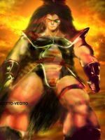 Vegetto: Raditz rulez - dbz Paint by vegetto-vegito