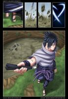 Naruto 567 - Sasuke Color by Ornav