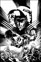 X-Men by Roger-Robinson