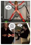 From Co-Worker to Captive - Chapter 4 Page 12 by Abduction-Agency