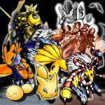 Digimon by KaelinT on deviantART