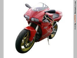 Ducati 996 front - STOCK by resMENSA