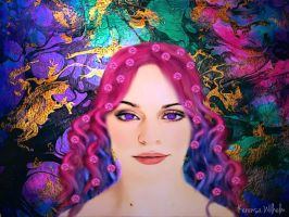 COLORFUL ESCAPE by KerensaW