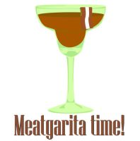 Meatgarita time by StevenLawson