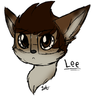 Lee headshot by Letipup