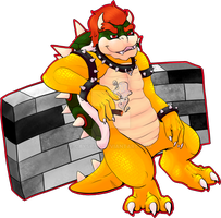 Bowser by Cayshax