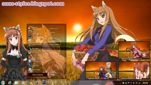 Theme Horo Win 7 by AnneChan34