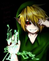 Ben Drowned by Ren-Ravie