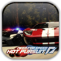 NFS Hot Pursuit Game Icon by Wolfangraul