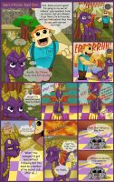 Spyro 2: Cloud Temples Parody by Artygal
