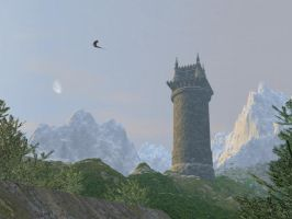 Eyrie by Malthus