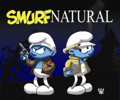 smurfnatural by KamiDiox