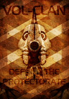 Vol Protectorate Propaganda Poster by p2thewind45