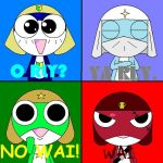The ORLY? Frogs by nightmarekitty