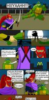 If Ultimate Ninja Had Won... by Michelleangela