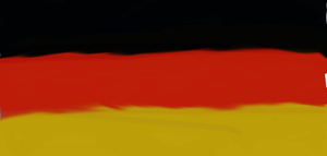 German flag by Chirachina