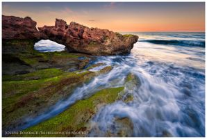 Coral Cove Sunset by joerossbach