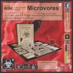Commission: Microvores Contest Layout by Taxbane
