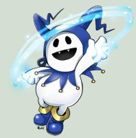 Sticker Comish - Jack Frost by oneoftwo