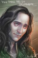 The Loki thing LOL by Medusa-Dollmaker