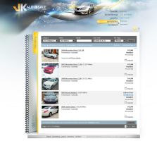 vk auto sale by v5design