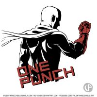 ONE PUNCH by Hiei-Ishida