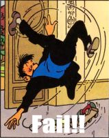 Captain Haddock FAIL by TandP