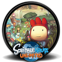 Scribblenauts: Unlimited - Icon by Blagoicons
