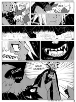 P3 Legends (fan comic commission) by ColorMyMemory