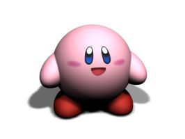 Kirby by HelioSeven