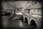 Old mill by Lidija-Lolic