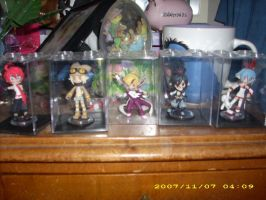 Disgaea 2 figures by EdenHall