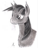 MLP Style Experimentation - Twilight Sparkle by Avristed