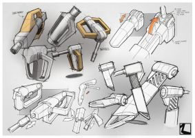 Sketch and Render - Power Tool by irrsyah