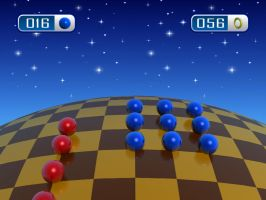 Sonic 3 - Special Stage 3D by CJNicholls