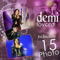 PHOTO Pack (31) Demi Lovato by DenizBas