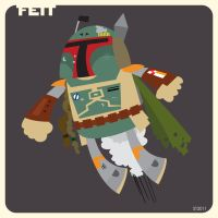 f is for fett by striffle