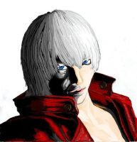 An old drawing of Dante by insignificantartist