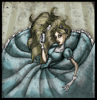 Alice in Wonderland by LaTaupinette