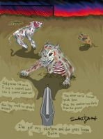 Zombie Dog by S-L-J-Rabling