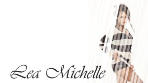 Lea Michelle by ResolutionDesigns