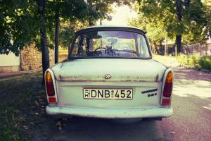 Trabant by Petko