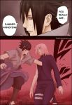 Naruto chapter 693 colour part 3 by Tina32