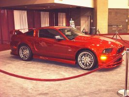 2006 Ford Mustang GT Custom by carfan