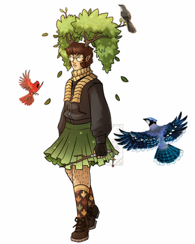 Witchsona by Deer-Head