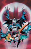 Batman and Robin 3D Anaglyph by xmancyclops