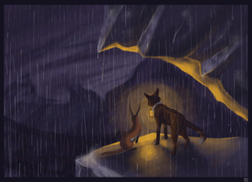 Storm (animated) by Painted-Shadow