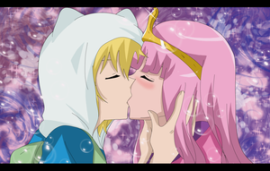 adventure time to kiss a princess 2 by hikariangelove